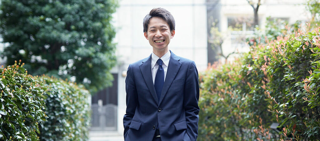 新しい経験を積みたい。 自らの意志で宮崎から東京へ。
