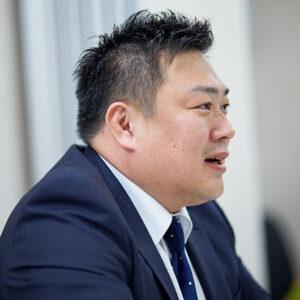 HRソリューションサービスを担うチームの課長として、プロジェクトを牽引。
